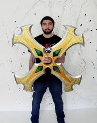 Sivir shuriken League of Legends by TheGoblinFactory