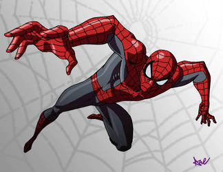 web crawler by ArtistAbe