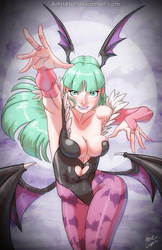 Morrigan by ArtistAbe
