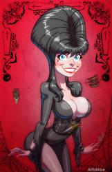 Elvira 1 by ArtistAbe