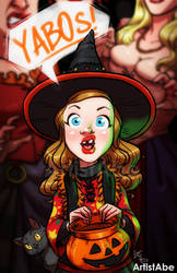 Hocus Pocus Yabos by ArtistAbe