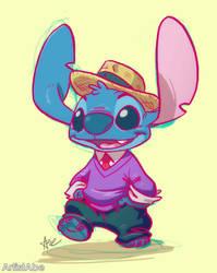 Dapper Stitch by ArtistAbe