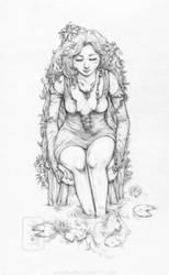 Goldberry by yvash