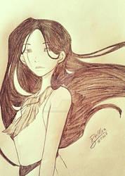 Pocahontas - present from Karina by AkiOrinoco