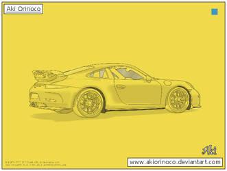 new ID - Porsche 911 GT3 by AkiOrinoco