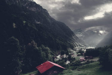Moody Hobbit Valley by Leo-SA