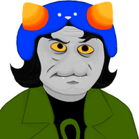 Frownepeta by CptNameless