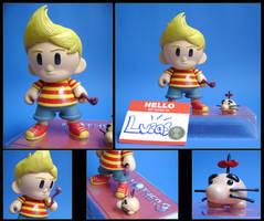 Lucas Mini-Munny by MC-ScottyD
