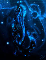 Requiem in Blue by soulspoison