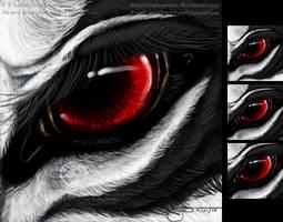 Carowyn's Eye - Icon by soulspoison