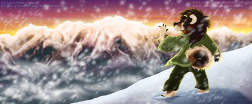 Kangchenjunga by soulspoison