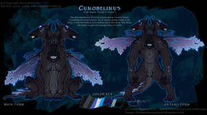 Cunobelinus Reference Sheet by soulspoison