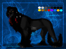Nue reference sheet by soulspoison