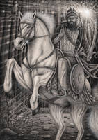 'Guru Gobind Singh Ji' by Pen-Tacular-Artist