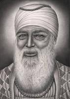 'Guru Nanak Dev Ji' by Pen-Tacular-Artist