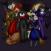 Spooks by The-Purple-Gremlin