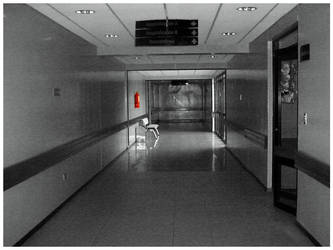 hospital. by imaginarythought