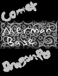 Merman base by cometdragonfly