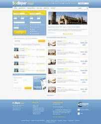 booking hotels by colorlabelstudio