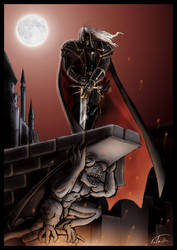 Castlevania by DnaTemjin