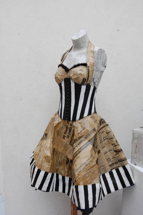 Trash Fashion by stasha-pistachio