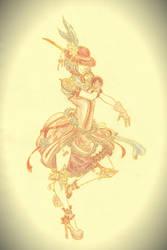 Female Musketeer by Ionamugdalou