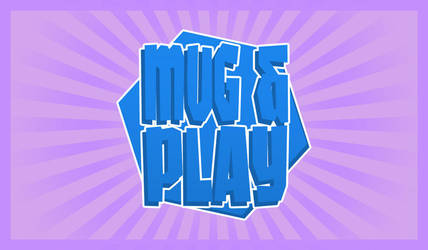 Mug And Play Logo by quazo