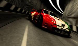 Alfa Romeo 408GTV by ef-nein