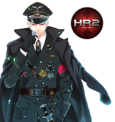 Anime #1 Render by haloreach2