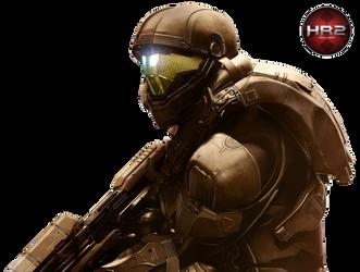 Halo 5 Buck Render by haloreach2