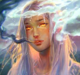 Sun Goddess by zephy0