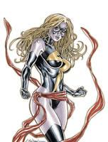 Ms. Marvel Commission 02 by John-Stinsman