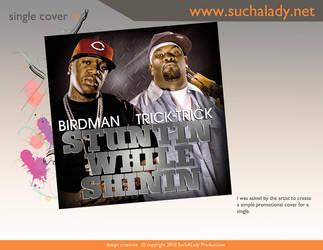 Stuntin While Shinin Cover by thatladyj