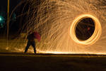 Raining Fire 2 by WillLeavey
