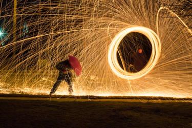 Raining Fire 3 by WillLeavey