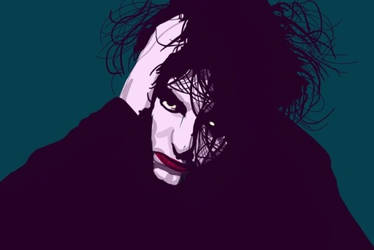 Robert Smith by Twoface1077