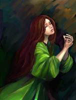 lady macbeth by E-Lien