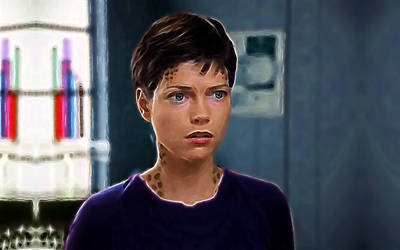 Star Trek - DS9 - Ezri Dax by PakPolaris