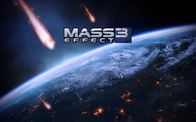 Mass Effect 3 by PakPolaris