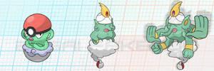 Magical Pokemon by Zosai