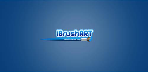 iBrushART - Brand New Logo! by iBrushART