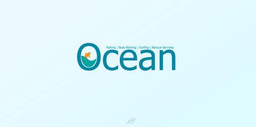 Ocean Logo by iBrushART