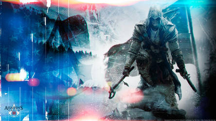 Assassin's Creed III wallpaper by De-monVarela