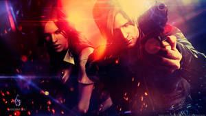 Resident Evil 6 wallpaper by De-monVarela
