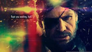 Metal Gear Solid: Ground Zeroes by De-monVarela