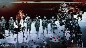 Metal Gear Solid V wallpaper by De-monVarela