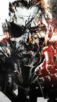 Metal Gear Solid V smartphone wallpaper by De-monVarela