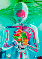 Etherborn fan art by De-monVarela