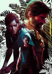 The Last of Us Part II - fan art by De-monVarela