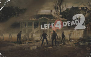 Left 4 Dead 2 - Swamp Mansion by aido727